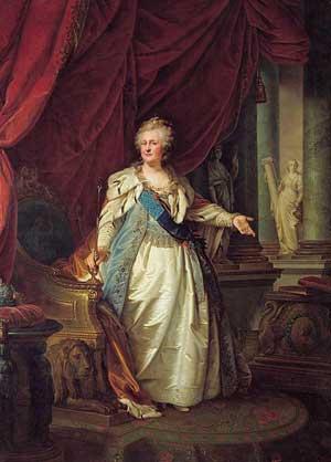 Портрет работы Лампи Старшего, 1793